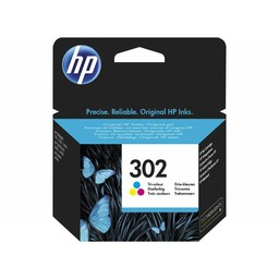 HP HP 302 Tri-color Original Ink Cartridge