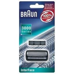 Braun Braun scheerblad combipack 3000 Interface