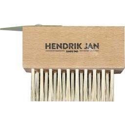 Hendrik Jan Hendrik Jan onkruidborstel met schraper zonder steel