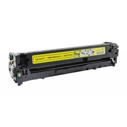 Huismerk Alternatieve toner  voor de  HP  CE 322A ( 128A ) Yellow