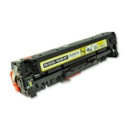 Huismerk Alternatieve toner  voor de  HP  CE 412A Yellow