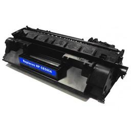 Huismerk Alternatieve toner  voor de  HP  CE505A 05A