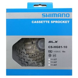 Shimano Shim cass 10v 11/34 HG81