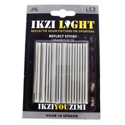 Ikzi IKZI spaak refl sticks (10)