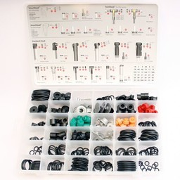 Topeak onderdelenbox pompdelen