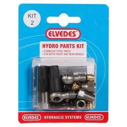 Elvedes Elvedes hydro onderdelen set 2