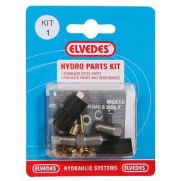 Elvedes Elvedes hydro onderdelen set 1