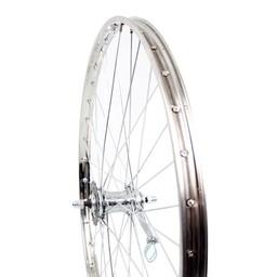 <br />  a wiel 28x 1 1/2 RVS Velosteel