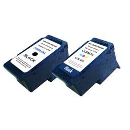 Huismerk Set cartridges voor Canon Pg-545XL & CL546XL