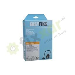 Easyfiks Micro Fleece 8 stuks Nw Stijl