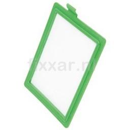 Huismerk PHILIPS/ ELECTROLUX/ AEG EF017 filter (groen raampje)