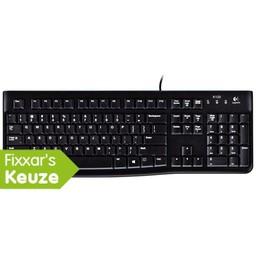 Logitech Bedraad toetsenbord K120