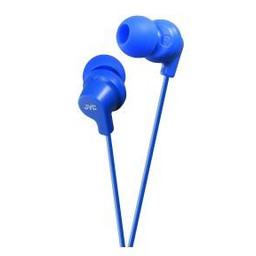 JVC In Ear met krachtig geluid