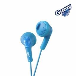 JVC Gumy, In Ear met krachtig geluid