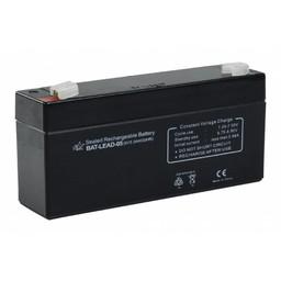 Nedis Oplaadbare Loodzuuraccu 6V | 3200 mAh | 134 x 35 x 61 mm