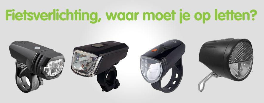 Goede LED fietsverlichting, waar moet je op letten?