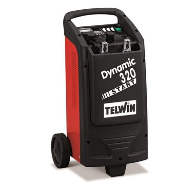 Telwin Acculader/booster Dynamic 320 Start 12-24V