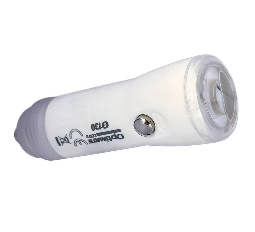 Favoriete Tecmate Oplaadbare led flash zaklamp 12V - Acculaders.nl QJ91