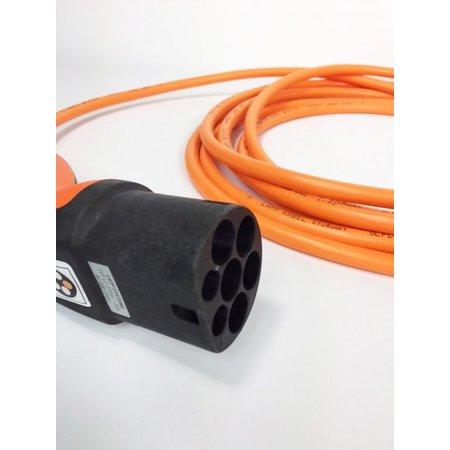 LAPP Laadkabel type 1 - 1 fase 16A - 6 meter