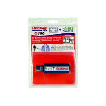 Tecmate Optimate USB oplader O100