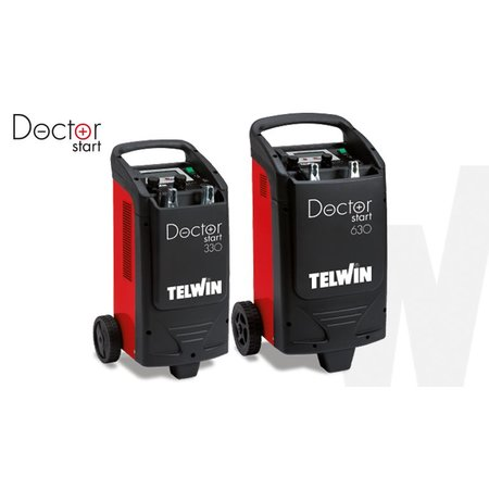 Telwin Acculader/booster/accumanager Doctor Start 630