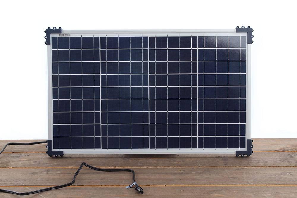 Optimate Solar 40W