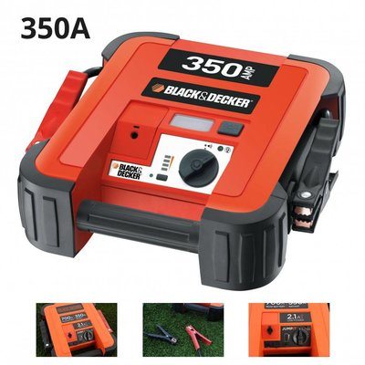 Black & Decker Jumpstarter BDJS350 12V - 350A