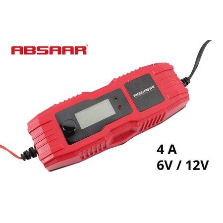 ABSAAR AB-4 4A 6/12V