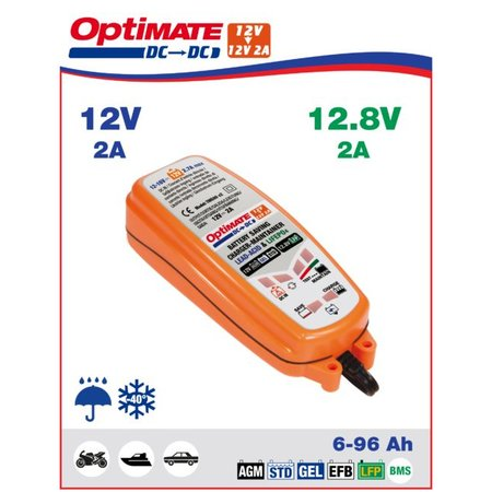 Tecmate Optimate DC - DC