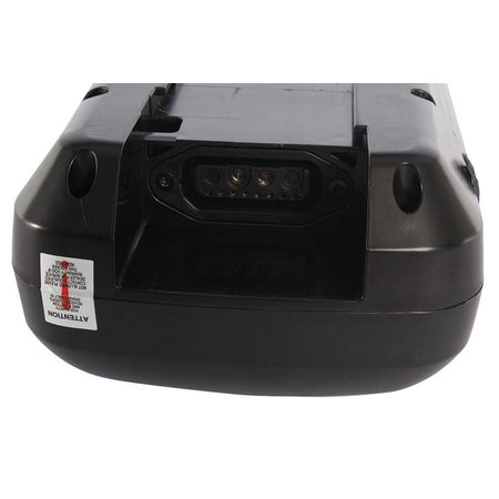 Bafang 43V accu 450Wh (10,4Ah) - Bagagedrager