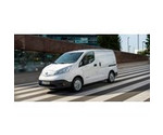 Laadstation Nissan e-NV200
