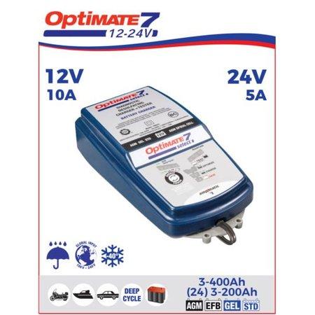 Tecmate Optimate 7 12-24V