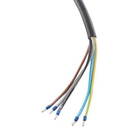 Ratio Voedingskabel voor laadstation met CEE stekker - 3 x 16A