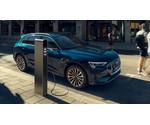 Laadstation Audi e-tron