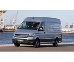 Laadstation Volkswagen e-Crafter