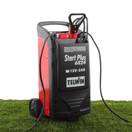 Telwin Start Plus 6824 mobiele startbooster
