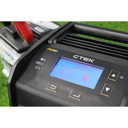 CTEK PRO 60 (12V / 60A)