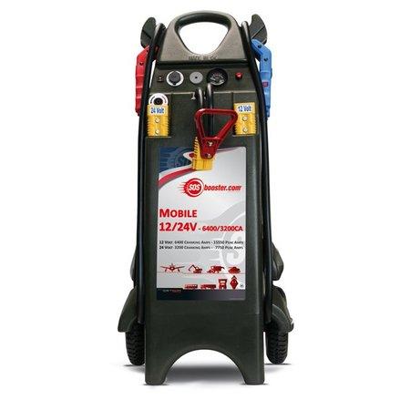 SOS Booster SOS Mobile NAVO 12/24V 6400/3200CA