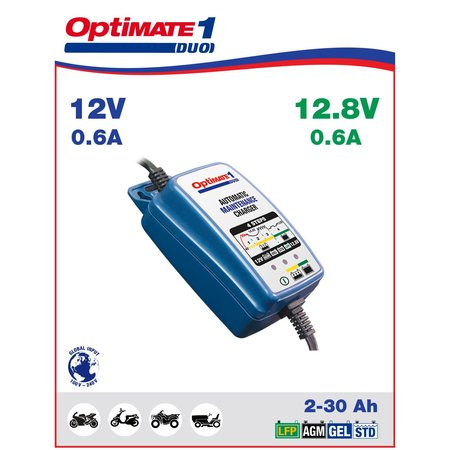 Tecmate Optimate 1 DUO