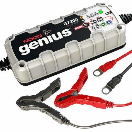 Noco Genius G7200 acculader/ druppellader 12V en 24V