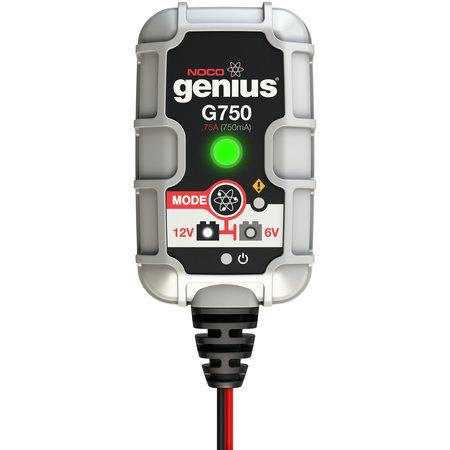 Noco Genius G750 acculader/ druppellader 6V en 12V