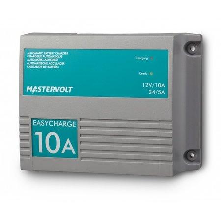 Mastervolt Easycharge 10A acculader 12V/24V
