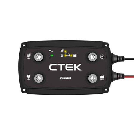 CTEK D250SA DC-DC acculader