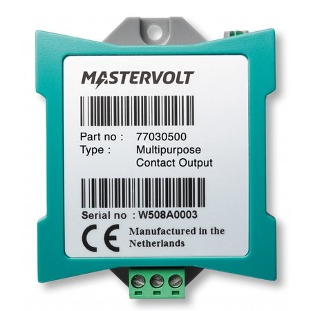 Mastervolt Multipurpose Contact Output