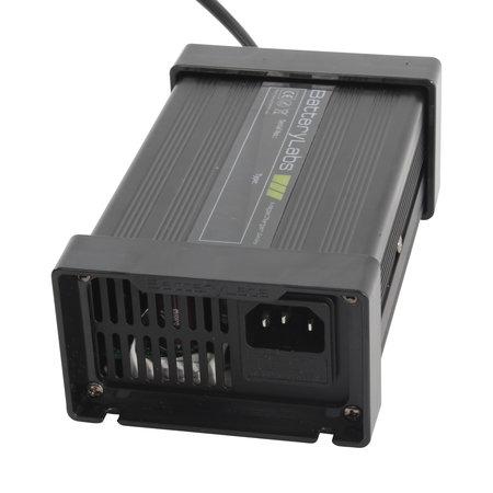 BatteryLabs MegaCharge LZ 24V 6A - XLR Stekker