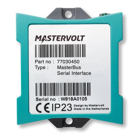 Mastervolt MasterBus Serial Interface