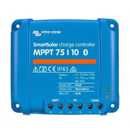 Victron SmartSolar MPPT 75/10 Solar Laadregelaar