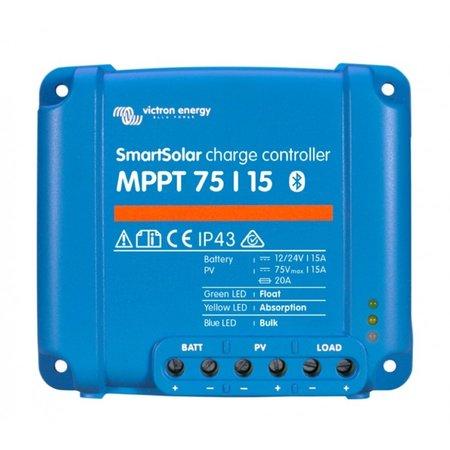 Victron SmartSolar MPPT 75/15 Solar Laadregelaar