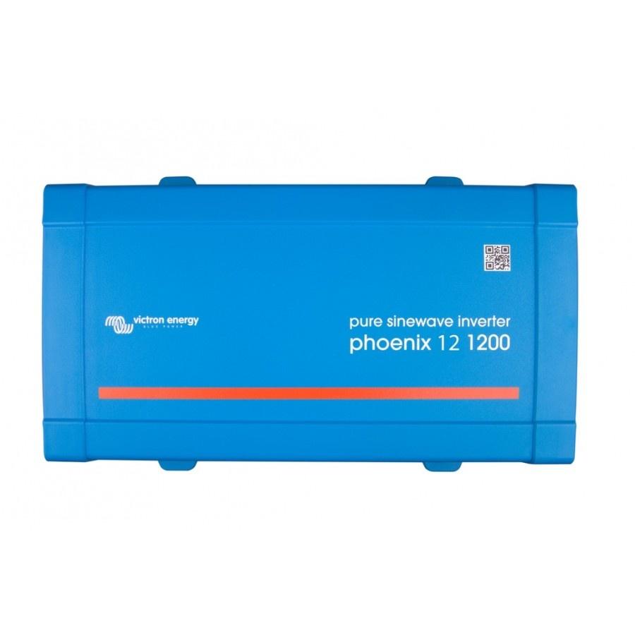 Victron Energy Omvormer 1200 VA 12 V-DC 230 V-AC