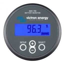 Victron batterij monitor BMV 700 grijs